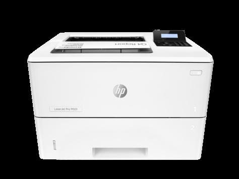 """Image Description of """"HP LaserJet PRO M501dn""""."""