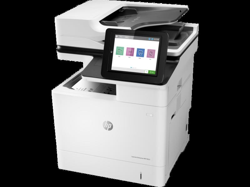 """Image Description of """"HP LaserJet ENT M633fh""""."""