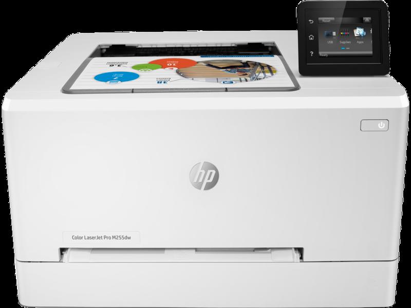 """Image Description of """"HP Colour LaserJet Pro M255dw *NEW*""""."""