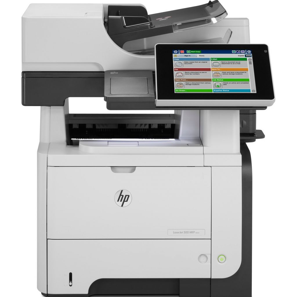"""Image Description of """"HP LaserJet ENT 500 M525F MFP Refurbished""""."""
