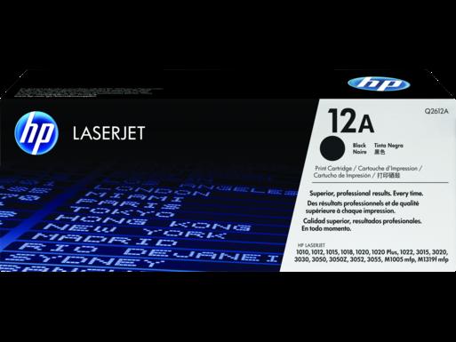 """Image Description of """"Q2612A""""."""