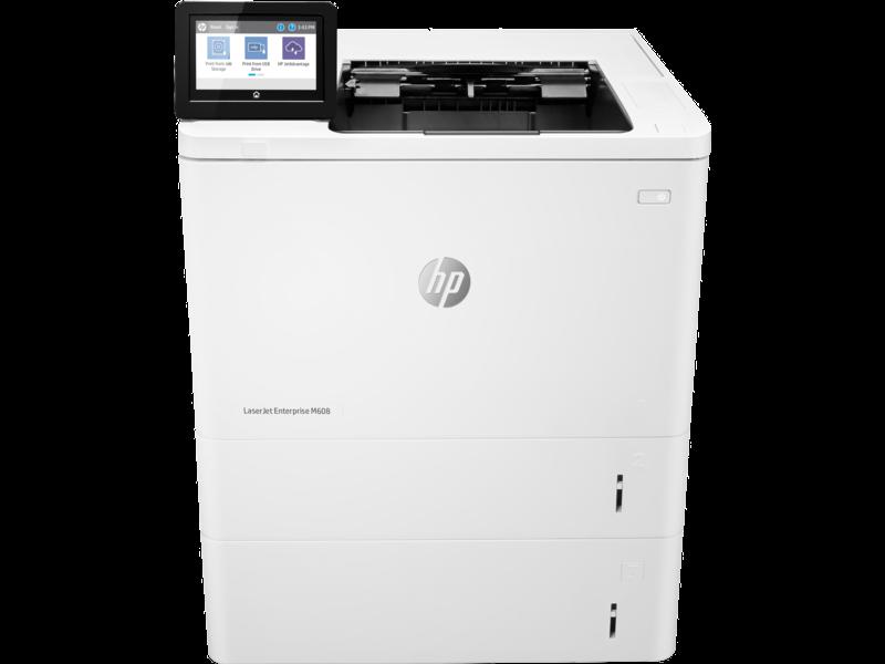 """Image Description of """"HP LaserJet ENT M608x""""."""