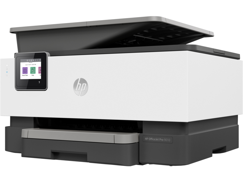 "Image Description of ""HP OfficeJet Pro 9010 All-in-One""."
