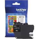 "Image Description of ""Brother LC3011CS Cyan Ink Cartridge (LC3011CS)""."