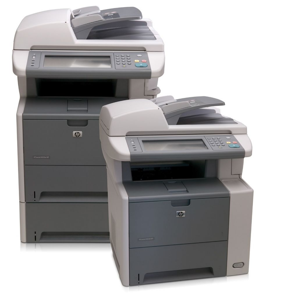 "Image Description of ""HP LaserJet M3035fs MFP Refurbished""."