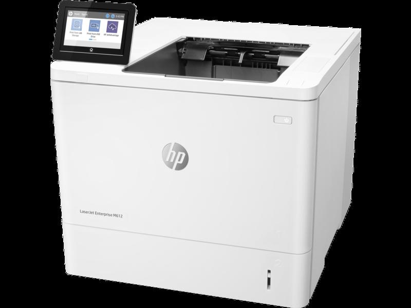 """Image Description of """"HP LaserJet ENT M612dn *NEW*""""."""
