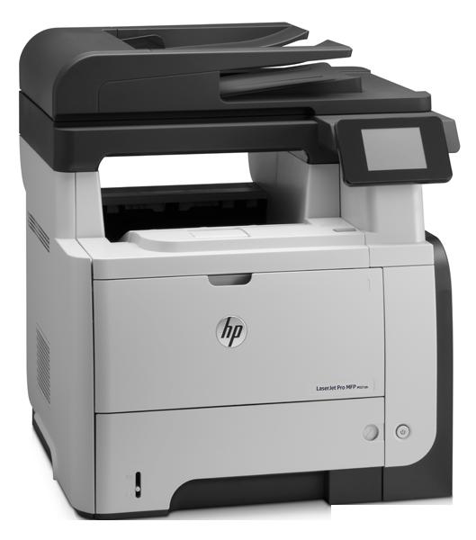 """Image Description of """"HP LaserJet PRO 500 M521dn""""."""