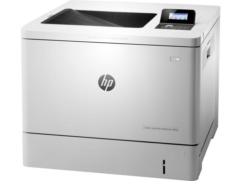 HP Colour LaserJet ENT M553n