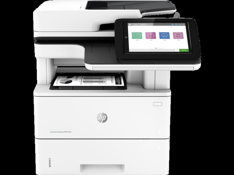 """Image Description of """"HP LaserJet ENT M528dn *NEW*""""."""