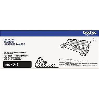 "Image Description of ""Brother Drum Cartridge (DR720)""."