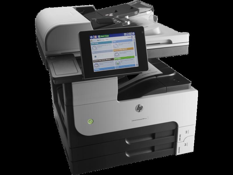 """Image Description of """"HP LaserJet ENT 700 M725dn""""."""