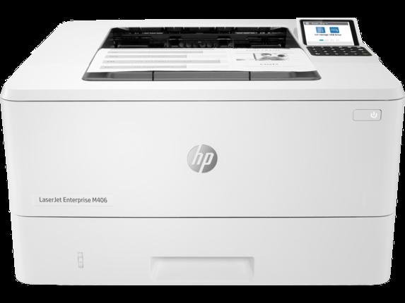 """Image Description of """"HP LaserJet PRO M406dn""""."""