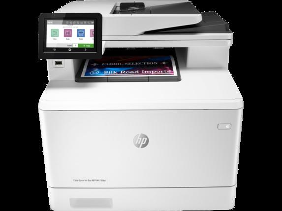 """Image Description of """"HP Colour LaserJet PRO M479fdw *NEW*""""."""
