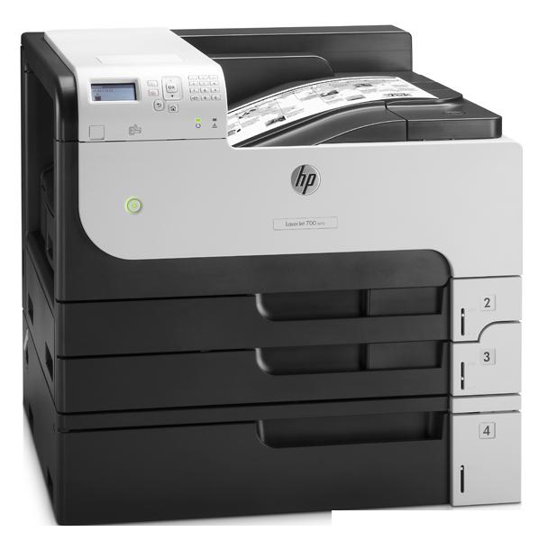 """Image Description of """"HP LaserJet ENT 700 M712xh""""."""