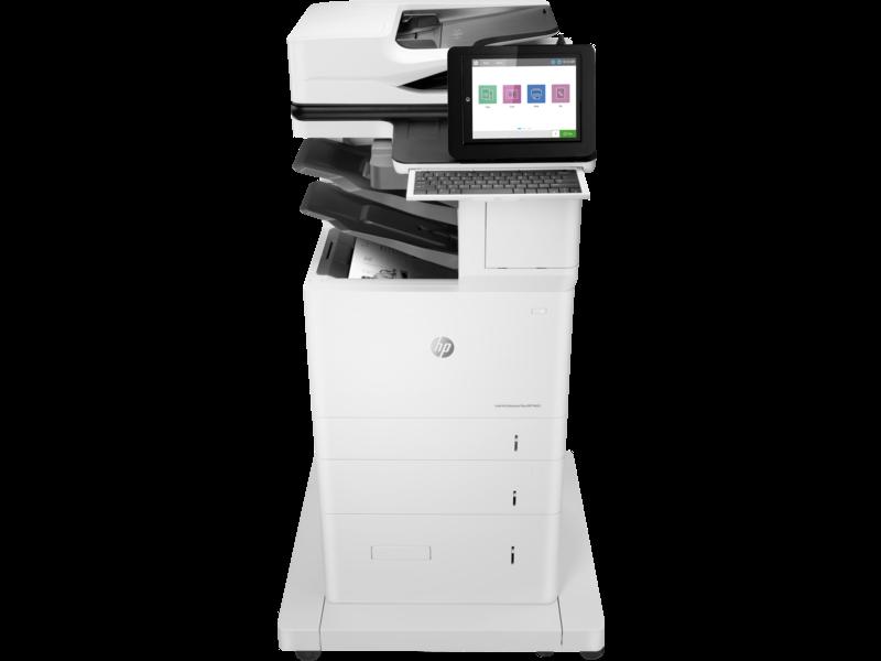 """Image Description of """"HP LaserJet ENT M632z FLOW""""."""