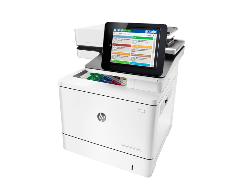 HP Colour LaserJet ENT M577f