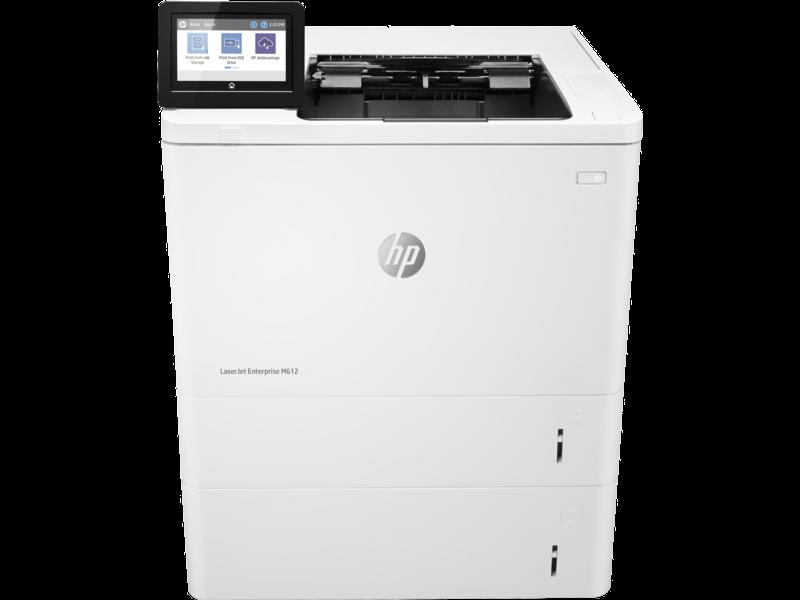 """Image Description of """"HP LaserJet ENT M612x *NEW*""""."""
