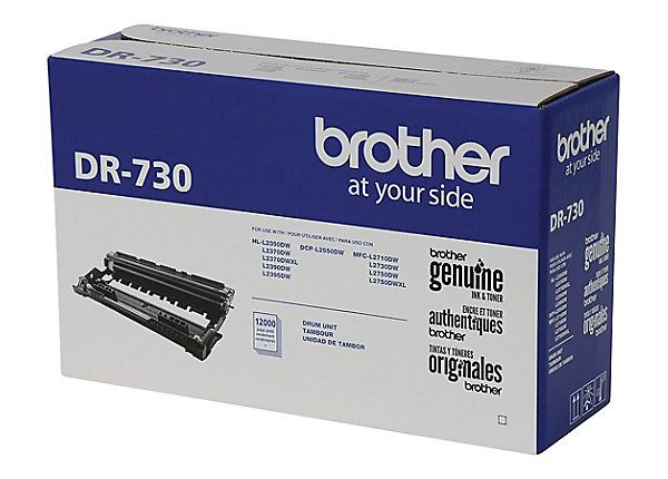 "Image Description of ""Brother Drum Unit (DR730)""."
