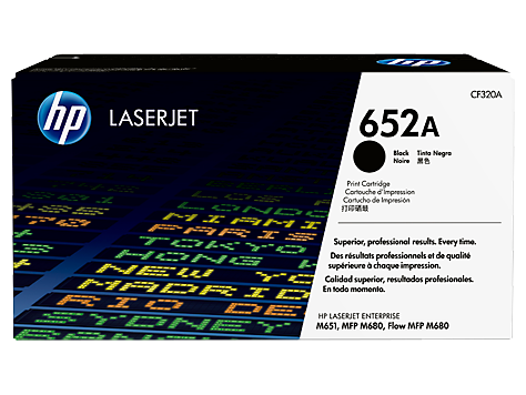 """Image Description of """"CF320A""""."""