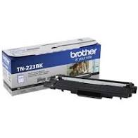"Image Description of ""Brother Black Toner Cartridge, Standard Yield (TN223BK)""."