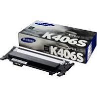 "Image Description of ""Samsung CLT-K406S Standard-Yield Black Toner Cartridge (CLT-K406S)""."