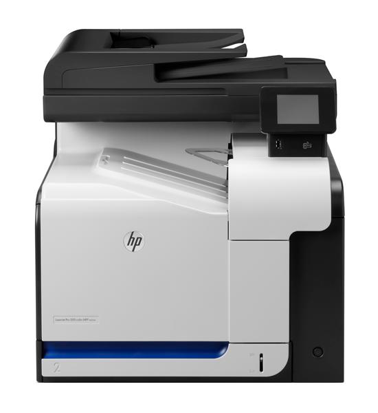 """Image Description of """"HP Colour LaserJet PRO 500 M570dn""""."""