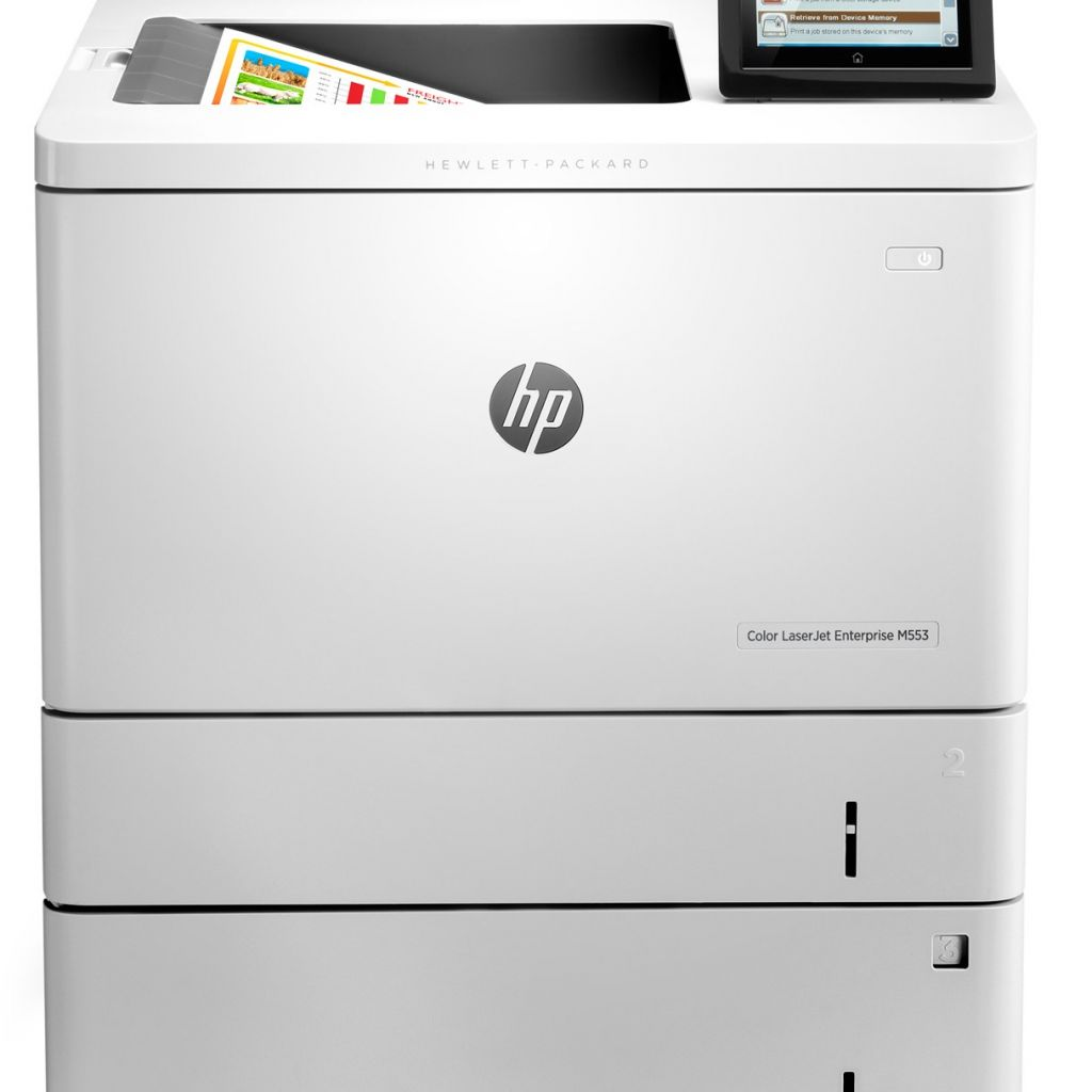 HP Colour LaserJet ENT M553x