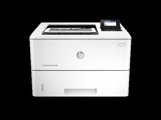 """Image Description of """"HP LaserJet ENT M507dn""""."""