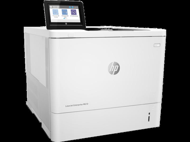 """Image Description of """"HP LaserJet ENT M610dn *NEW*""""."""