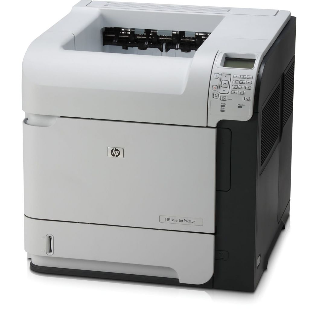 "Image Description of ""HP LaserJet P4015 Refurbished""."