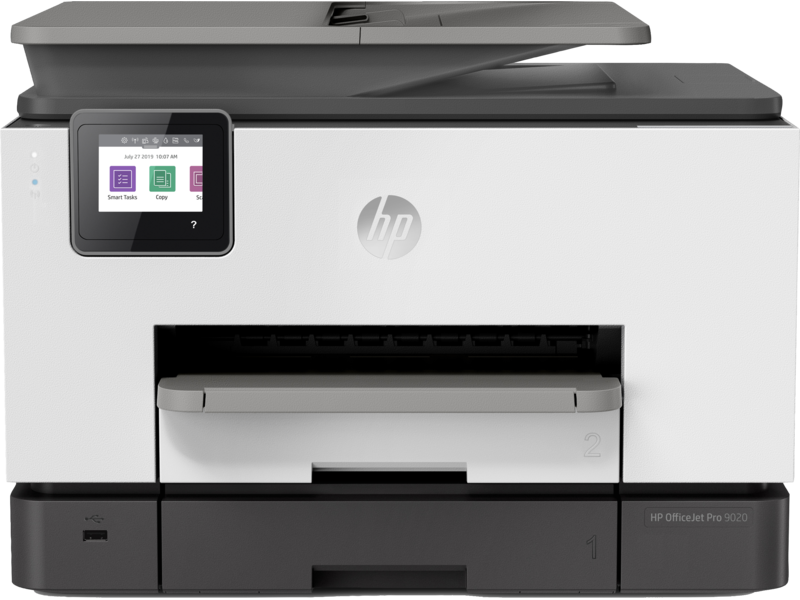 "Image Description of ""HP OfficeJet Pro 9020 All-in-One""."