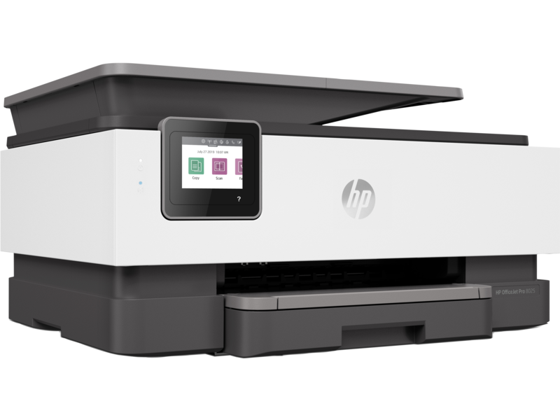 """Image Description of """"HP OfficeJet Pro 8025 All-in-One""""."""