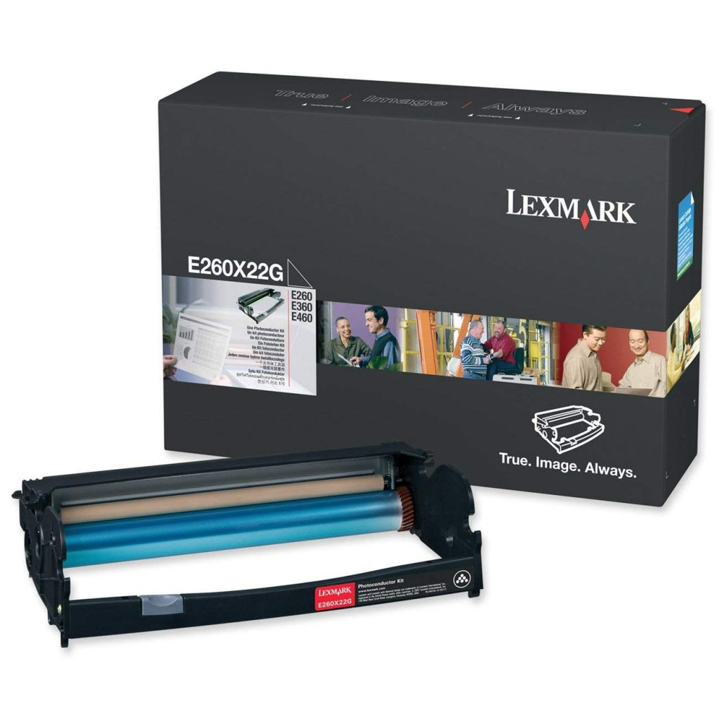 "Image Description of ""Lexmark Photoconductor Kit (E260X22G)""."