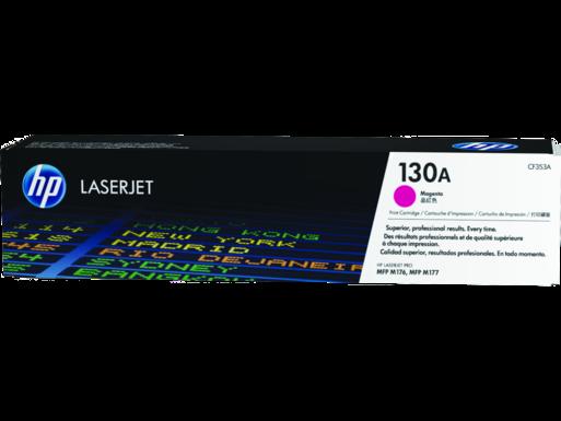 """Image Description of """"HP 130A Magenta Original LaserJet Toner Cartridge (CF353A)""""."""
