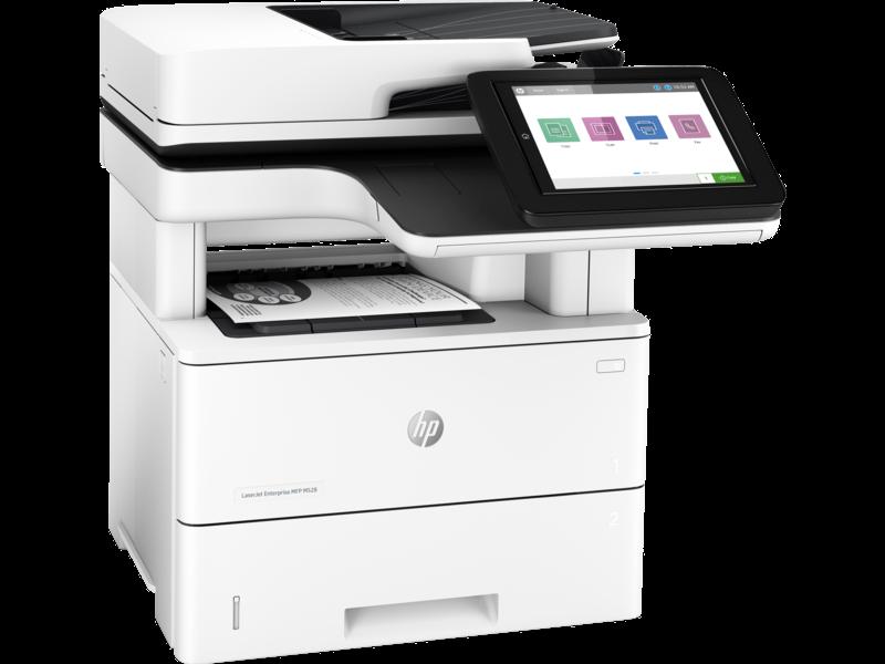 "Image Description of ""HP LaserJet ENT M528f ""."