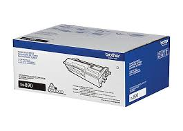 "Image Description of ""Brother Black Toner Cartridge, Ultra High Yield (TN890)""."