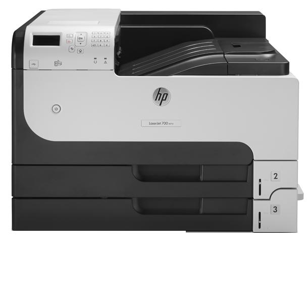 """Image Description of """"HP LaserJet ENT 700 M712dn""""."""