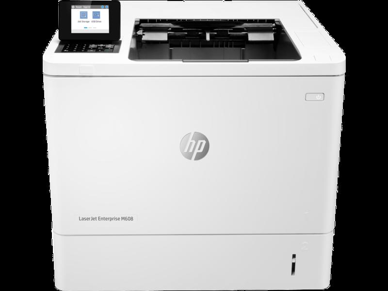 """Image Description of """"HP LaserJet ENT M608dn""""."""