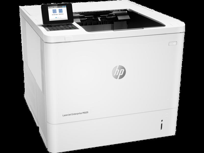 """Image Description of """"HP LaserJet ENT M609dn""""."""