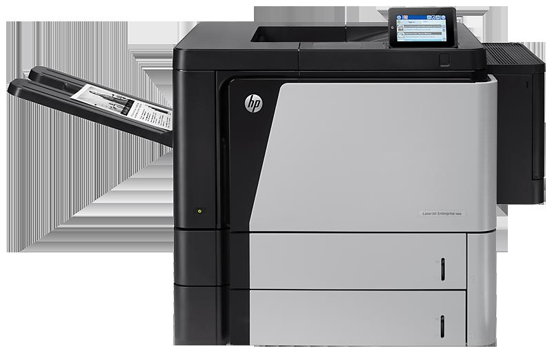 """Image Description of """"HP LaserJet ENT M806dn""""."""