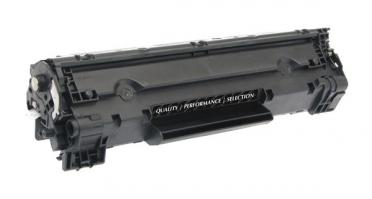 "Image Description of ""CIG Remanufactured Toner Cartridge for HP CB435A  (WP-200120P) Clearance""."
