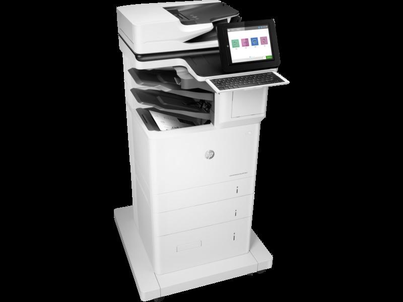"""Image Description of """"HP LaserJet ENT M633z FLOW""""."""