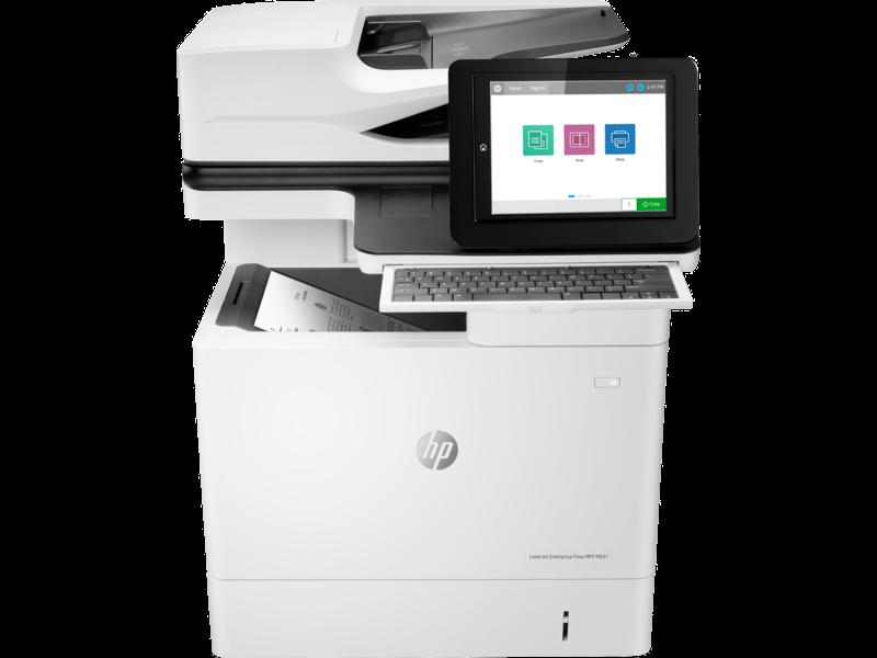 """Image Description of """"HP LaserJet ENT M631h Flow""""."""