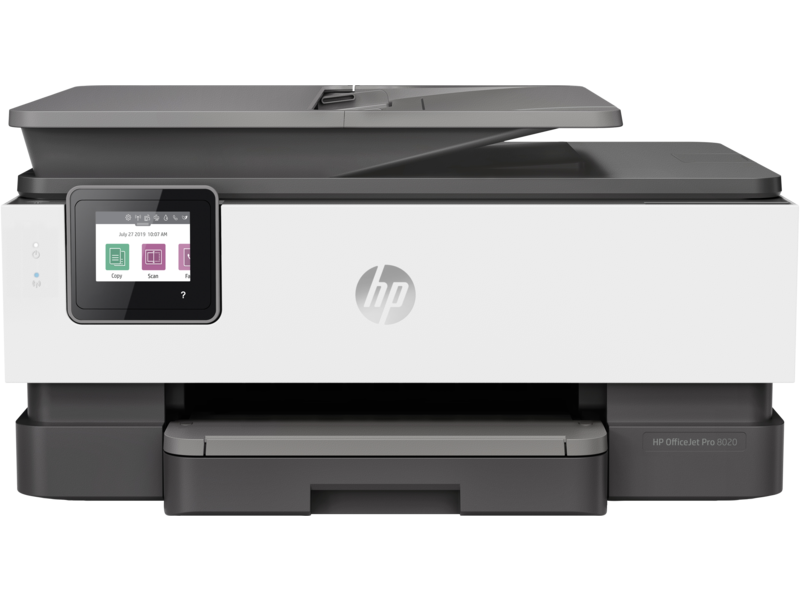 "Image Description of ""HP OfficeJet Pro 8020 All-in-One""."
